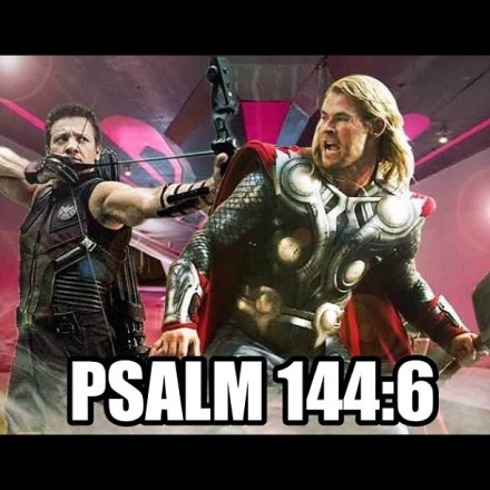 PSALM 144_6