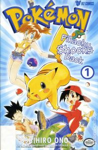 pokemon pikachu shock back