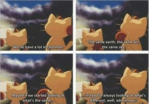 pokemon meowth movie quote