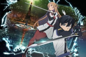 Sword Art Online  Ordinal Scale visual