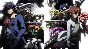 akame ga kill teams