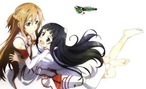 asuna and yui