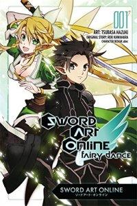 sword art online fairy dance manga
