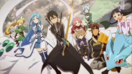 Image result for sword art online 2