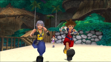 Image result for kingdom hearts island