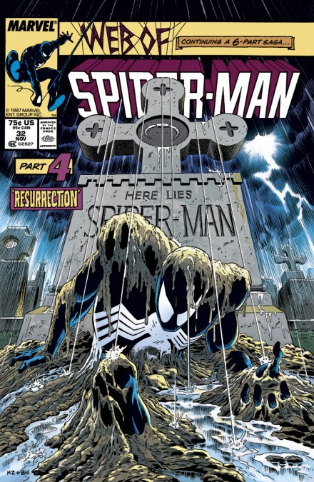 Image result for web of spiderman kraven