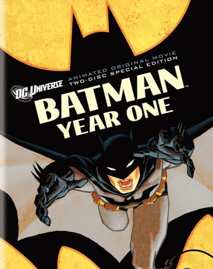 Bronze Age Babies: BAB Video Review -- Batman: Year One