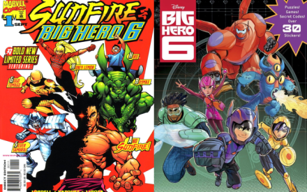 "Big Hero 6"" And Capturing That Old Marvel Magic"" 